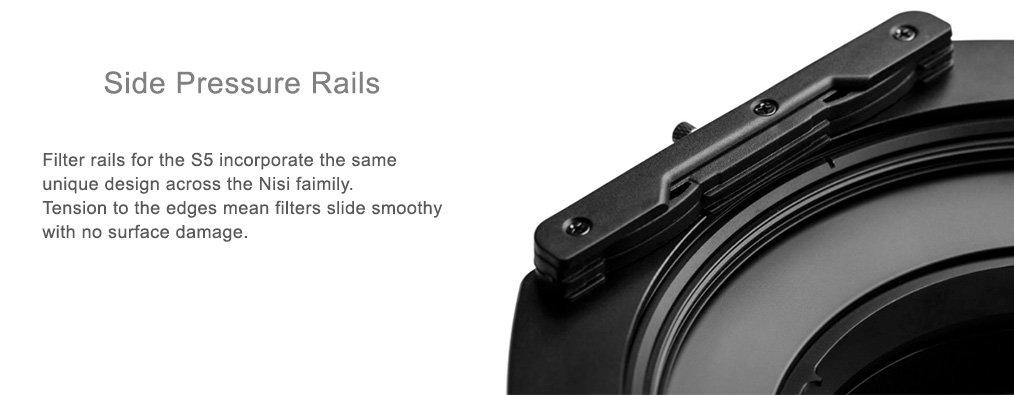 S5 Rails