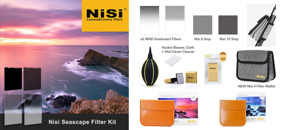 100mm Seascape Filter Kit £486