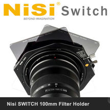 Nisi Switch Filter Holder £85