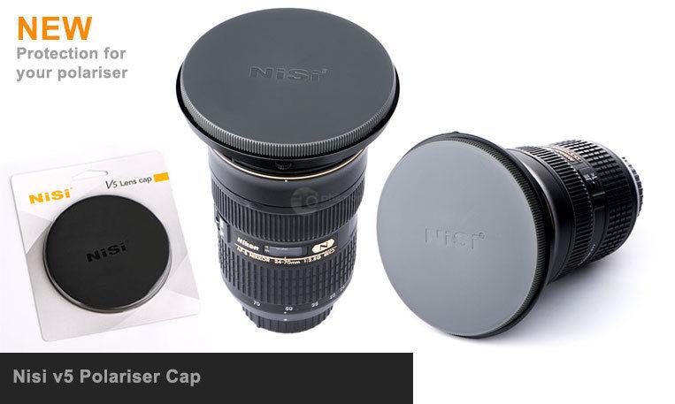 Nisi v5/Pro Polariser Cap £7.50