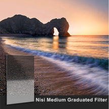 Nisi 100mm Medium Graduated
