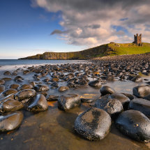 Dunstanburgh Castle Low Tide II