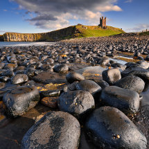 Dunstanburgh Castle Rocks