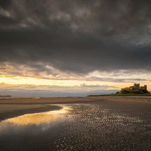 Bamburgh Dark Dawn