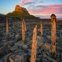 Lindisfarne Sunset II