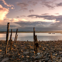 Lindisfarne Old Jetty I
