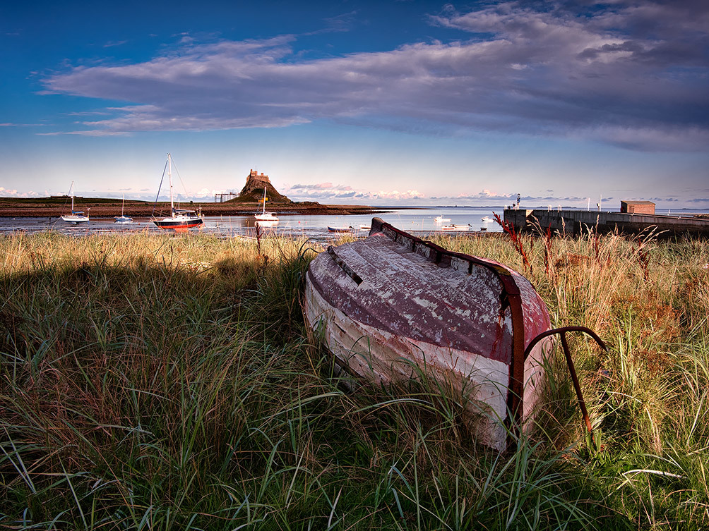 Lindisfarne Boats III