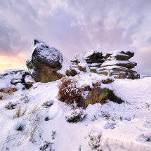 Owler Tor Winter II