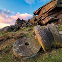 Stanage Mill Stones