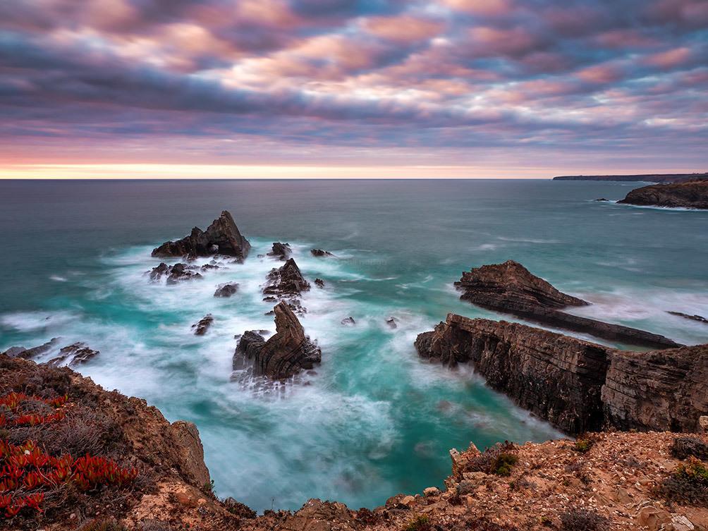 Portugal Zambujeira Sunset I