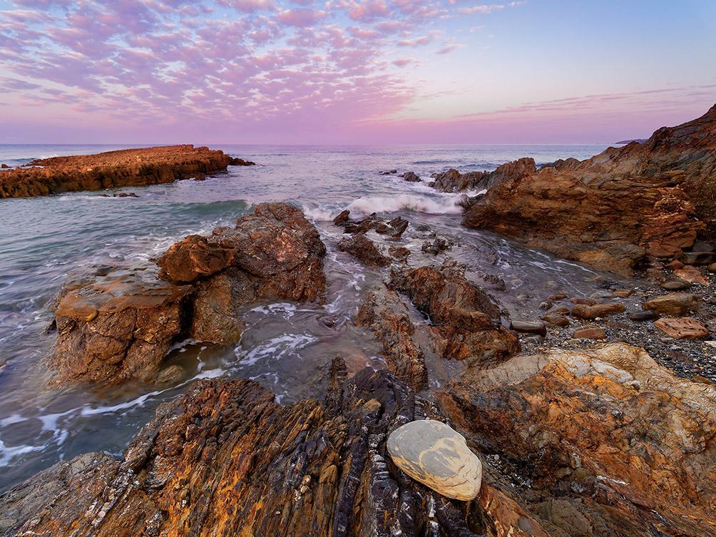 Portugal Milfontes Pre Dawn