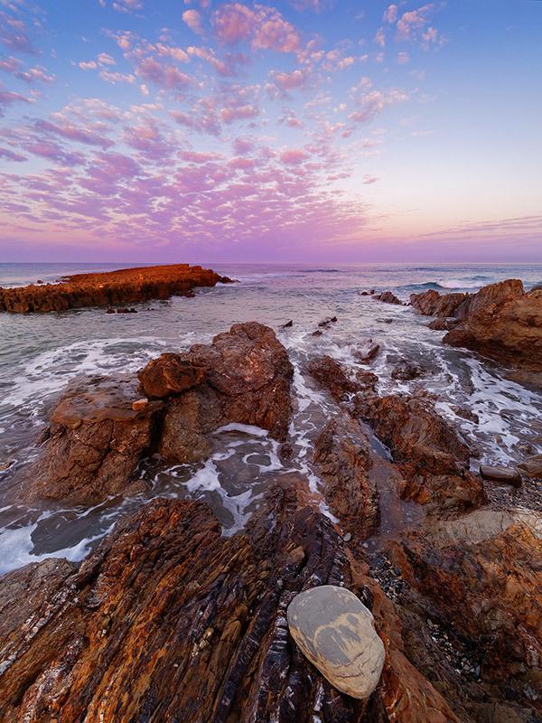 Portugal Milfontes Dawn