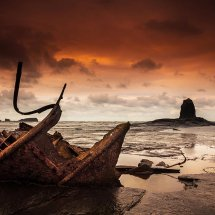 Von Tromp-Saltwick Bay I