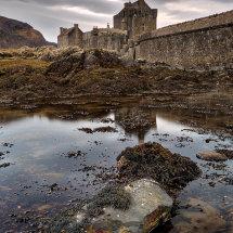 Eilean Donan Castle at Dusk II