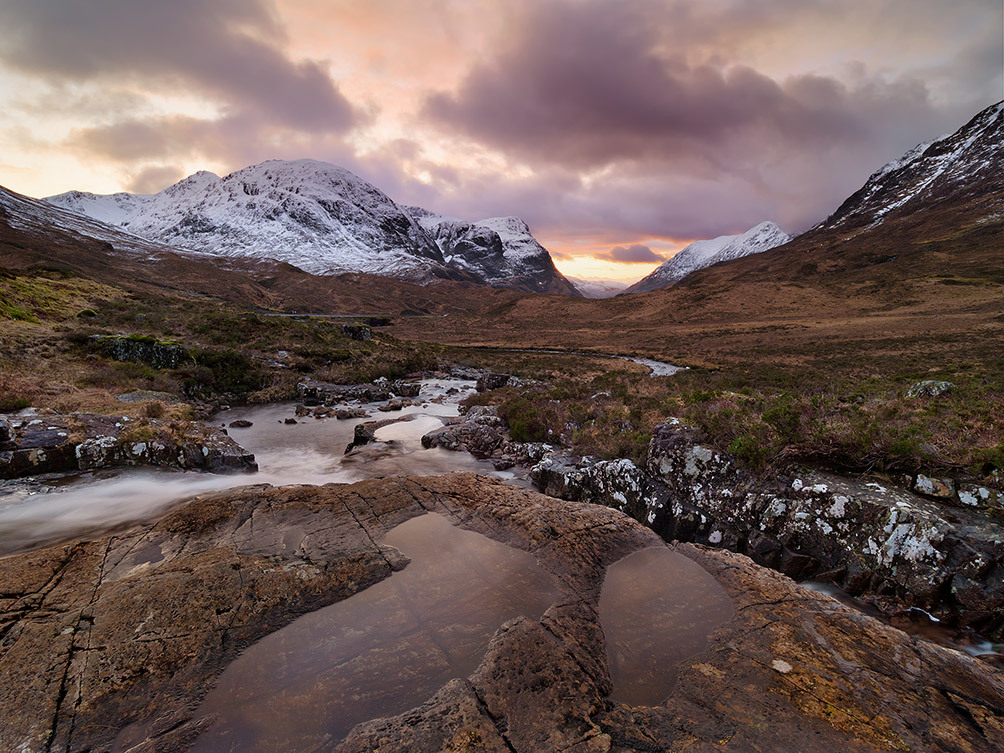 Buachaille Water Pools