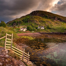 Loch Daibaig Cottages