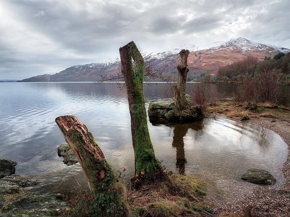 Moody Loch Lomond