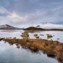 Rannoch Moor Winter I