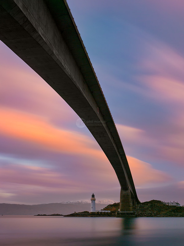 Skye Bridge At Dawn I