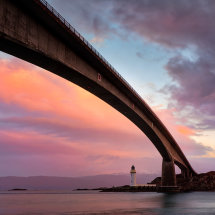 Skye Bridge At Dawn II