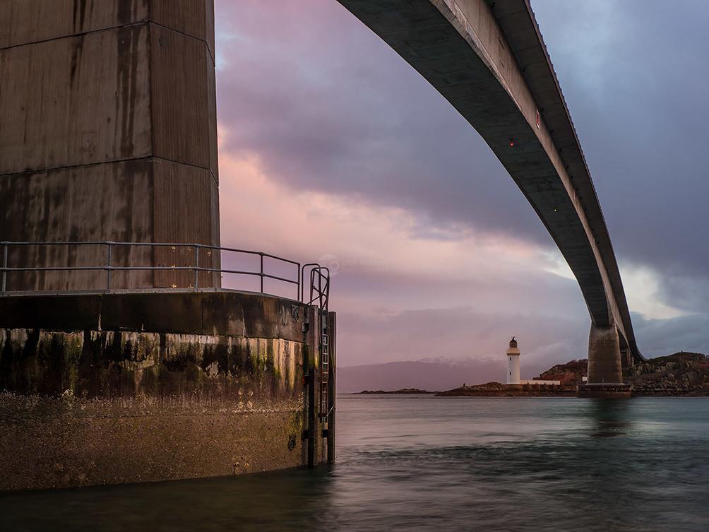 Skye Bridge At Dawn III