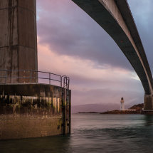 Skye Bridge At Dawn III