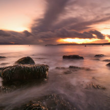 Elgol Dramatic Sunset