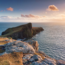 Neist Point Sunset III