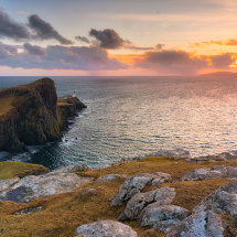 Neist Point Sunset I