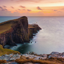 Neist Point Sunset IV