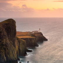 Neist Point Soft Sunset III