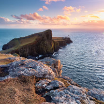 Neist Point Sunset II