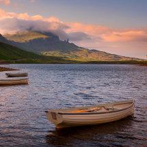 Loch Fadda Row Boat