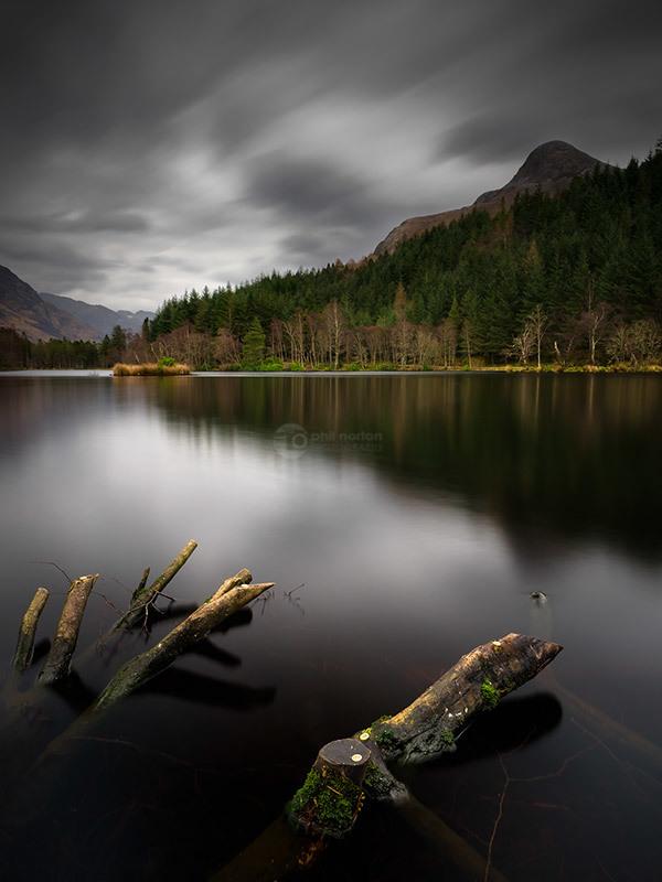 Glencoe Lochan Roots
