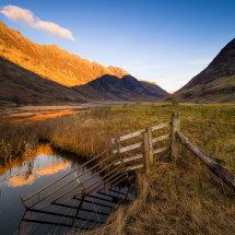 Loch Achtriochtan Fence