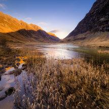 Loch Achtriochtan Grass II
