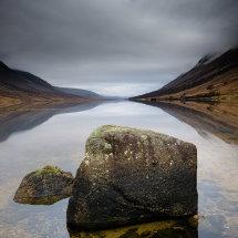 The Rock Loch Etiv