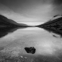 Still Water Loch Etiv Mono