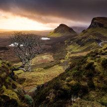 Lone Tree, Skye
