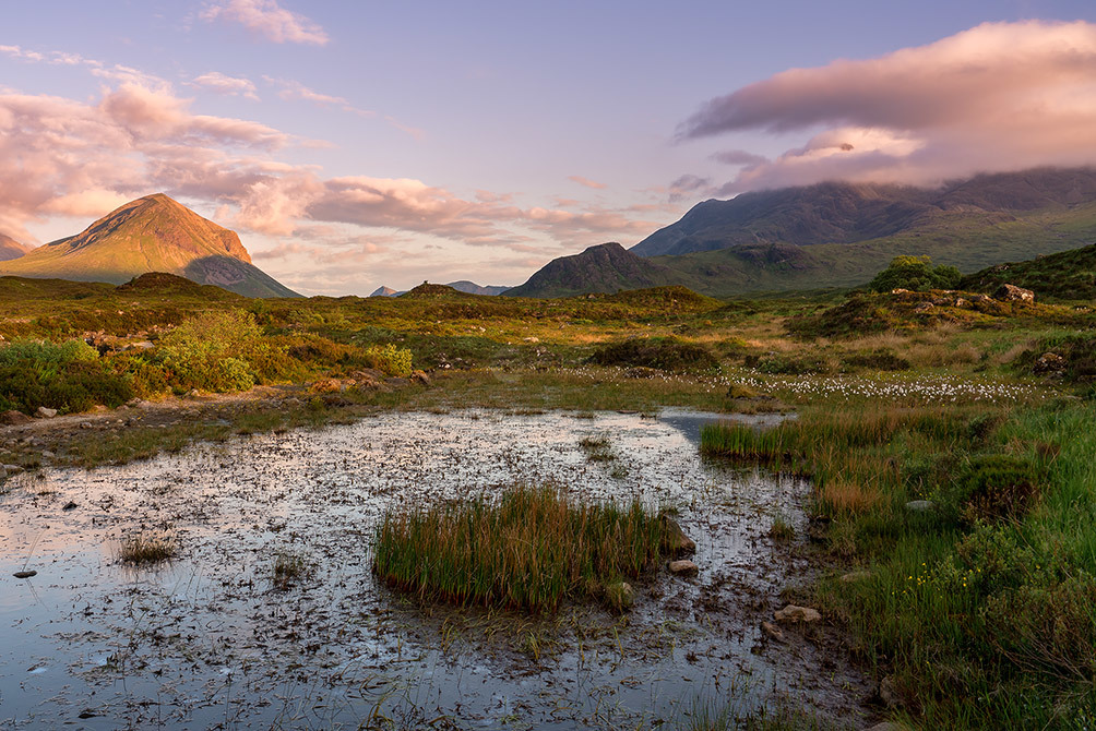 Sligachan Soft Sunset