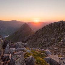 Tryfan Sunrise