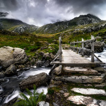 The Bridge to Idwal VI