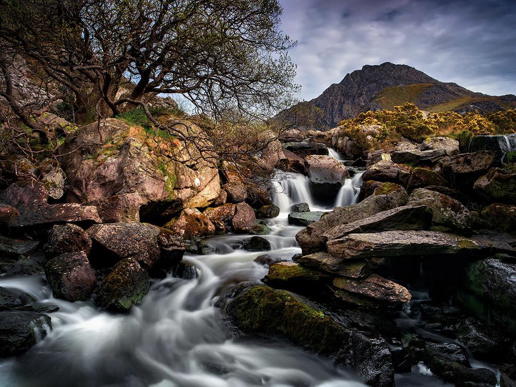Tryfan Waterfall