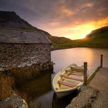 Dywarchen Boat House II