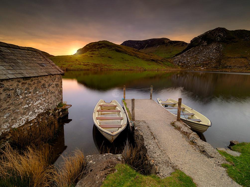 Dywarchen Boat House I