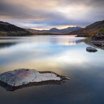 Snowdonia Llynau Mymbyr Twilight I