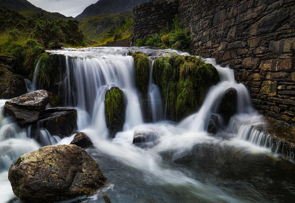 Ogwen Waterfall II