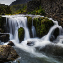 Ogwen Waterfall II