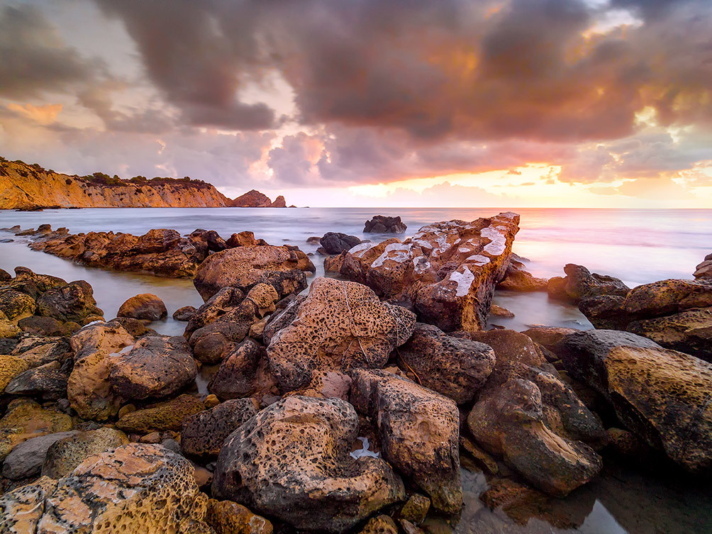 Rocky Sunrise-Javea