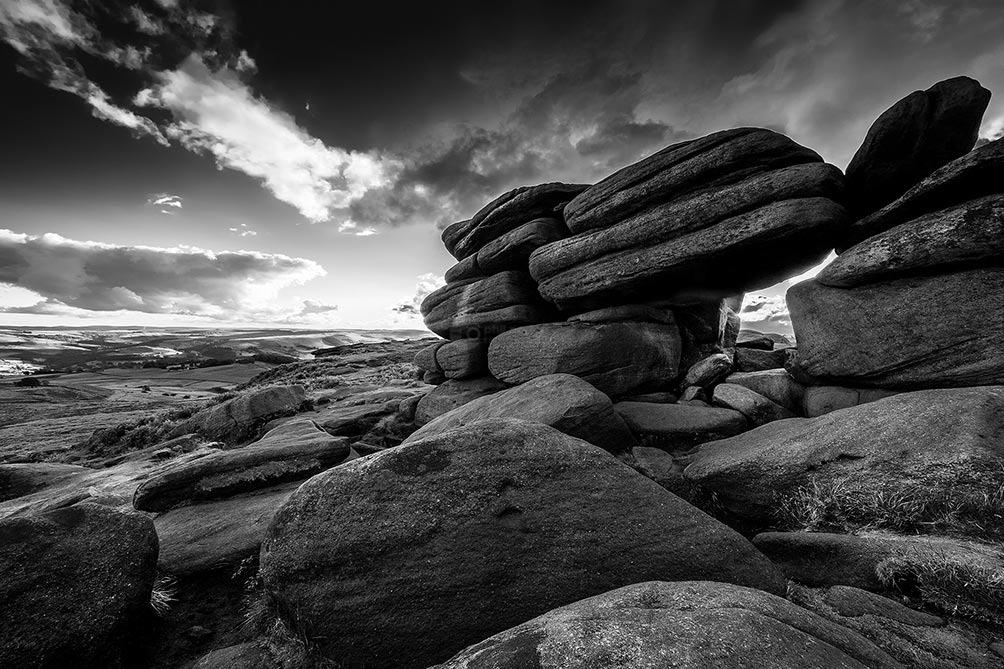 Shelter Rock-Higger Tor